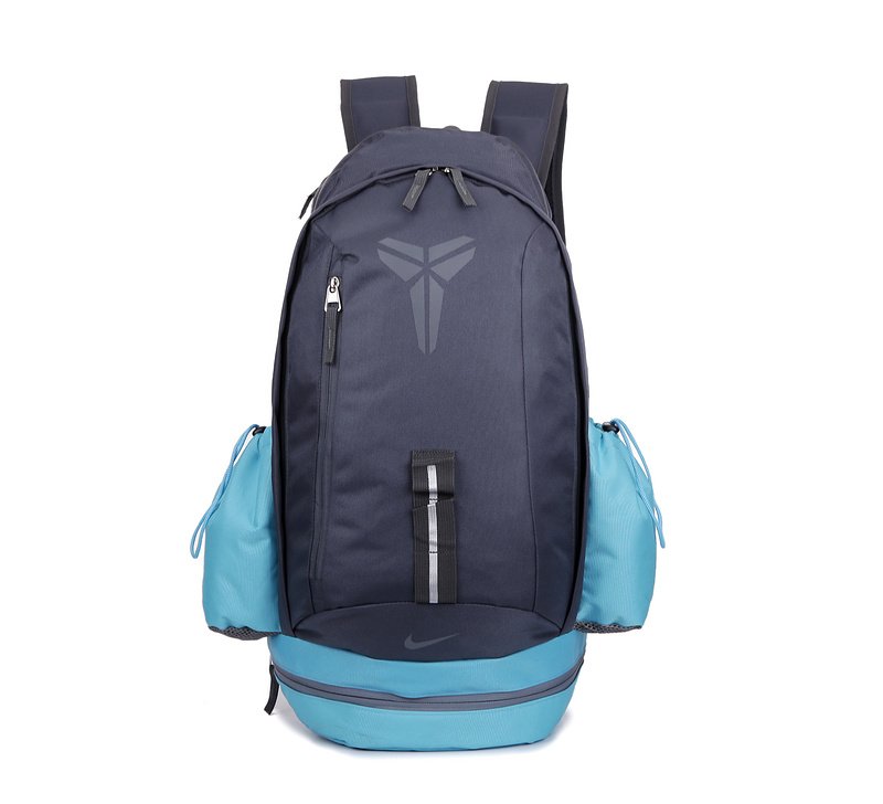 2015 Nike Kobe Grey Blue Backpack