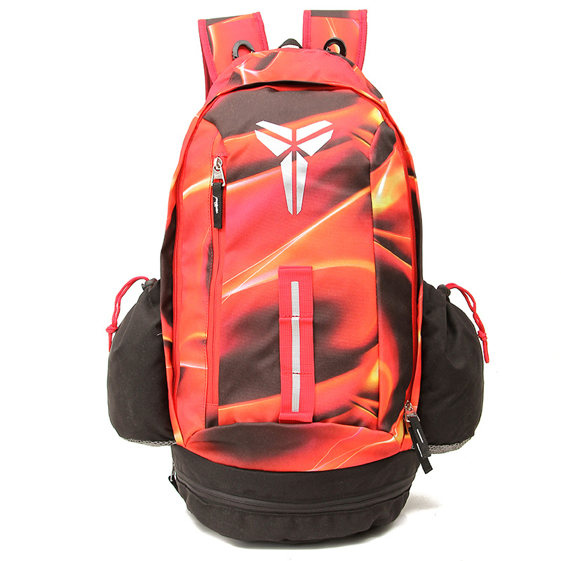 2015 Nike Kobe Orange Back Backpack