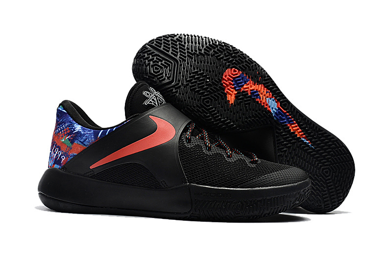 2017 Nike Air Zoom Actual Combat Black Colorful Shoes