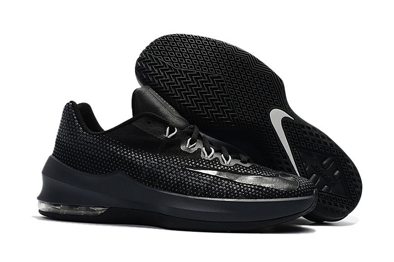 2017 Nike Air Zoom Cushion Basketball Shoes All Black [NKOBE297] - $82.00 :  Original Kobe Shoes, Cheap Kobe Shoes