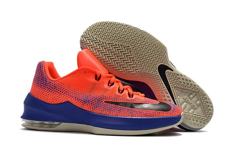 precios de liquidación imágenes oficiales la compra auténtico 2017 Nike Air Zoom Cushion Basketball Shoes Orange Blue [NKOBE293] - $82.00  : Original Kobe Shoes, Cheap Kobe Shoes