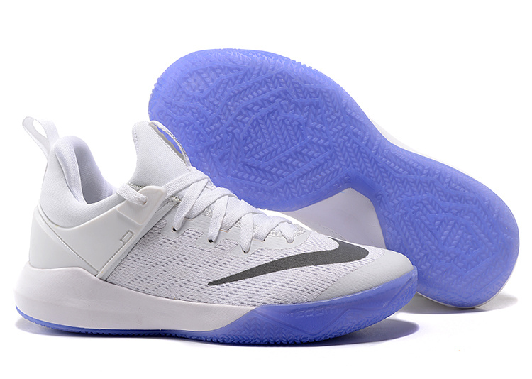 2017 Nike Air Zoom Team White Blue Shoes