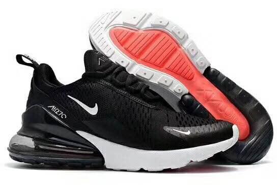 a31230cb4112 2018 Women Nike Air Max Flair Black White Shoes