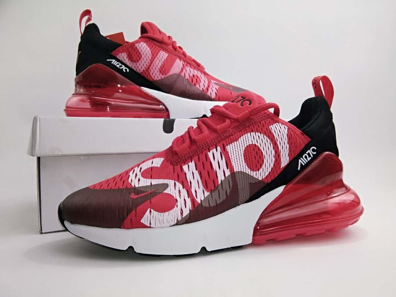 6d90464fa262 2018 New Nike Air Max Flair Red Black White Shoes  18kobe22406 ...
