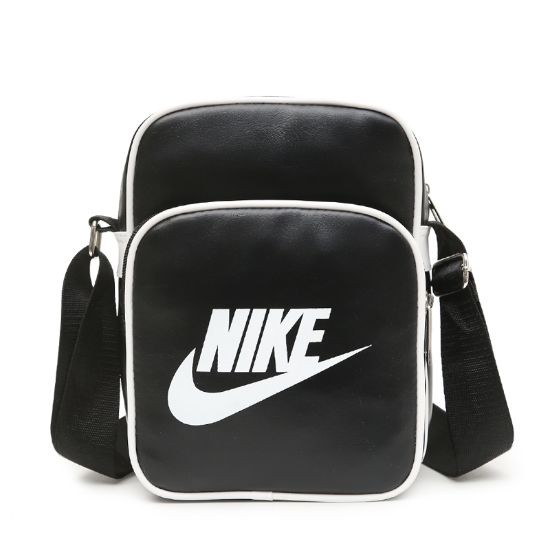 2018 Summer Nike Shoulder Bag Black White