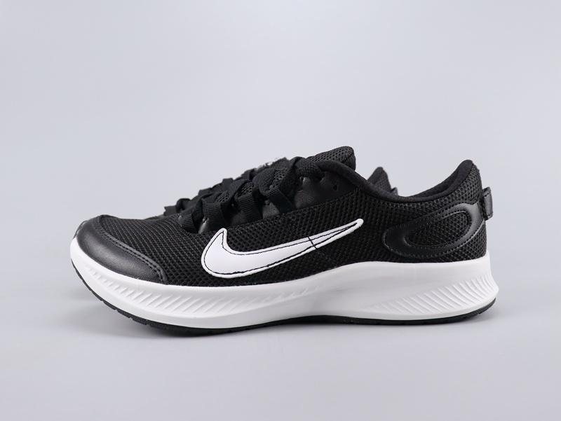2020 Men Nike Court Vision LO ORMV Black White Shoes