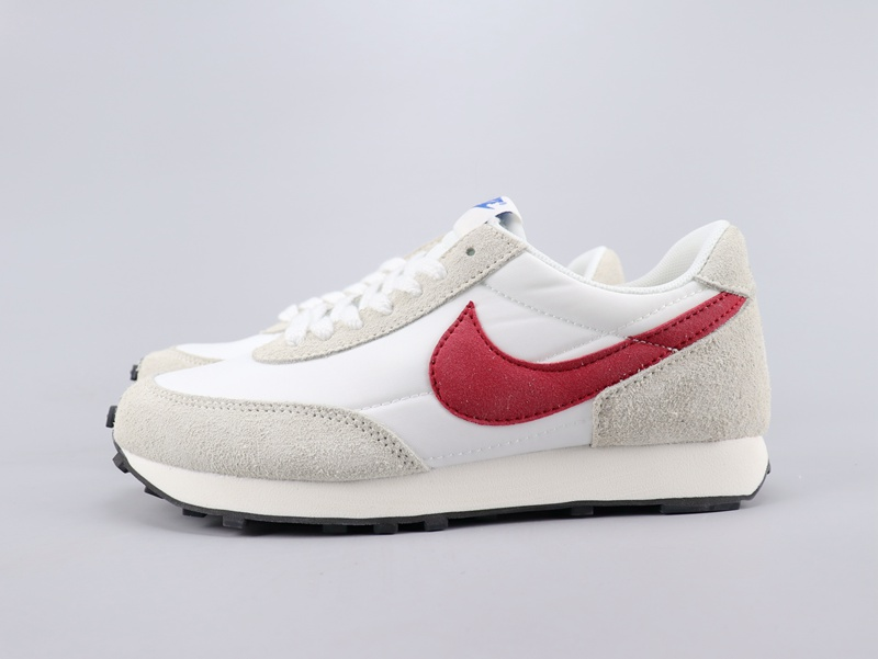 2020 Men Nike Dbreak Sp Grey White Red Shoes