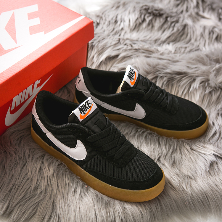 2020 Nike Killshot 2 Leather Black White Gum Sole Shoes