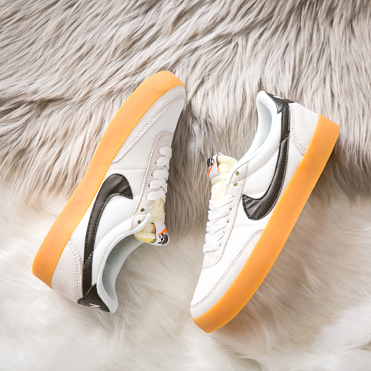 2020 Nike Killshot 2 Leather White Black Gum Sole Shoes