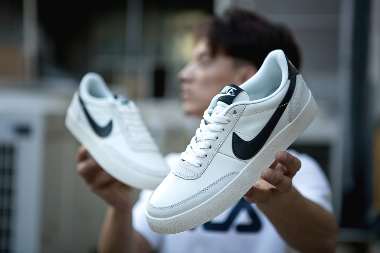 2020 Nike Killshot 2 Leather White Black Shoes