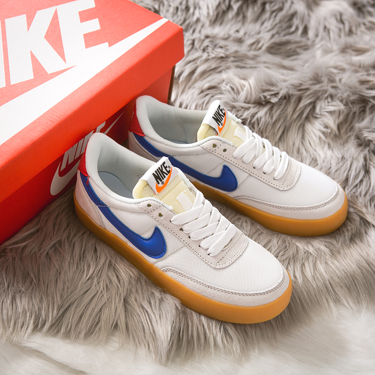 2020 Nike Killshot 2 Leather White Blue Gum Sole Shoes