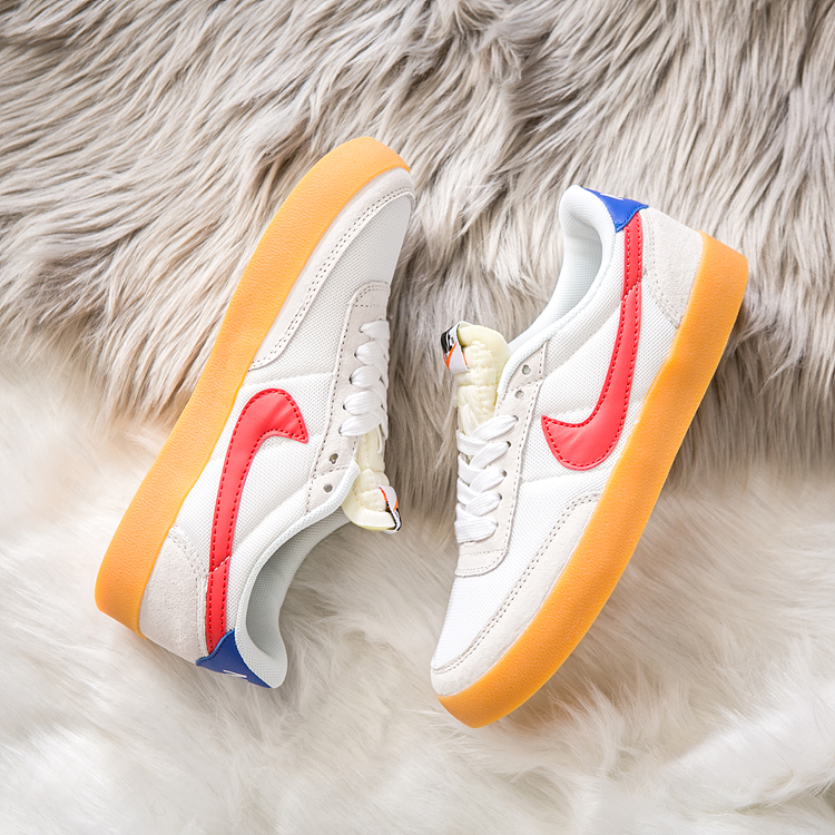 2020 Nike Killshot 2 Leather White Red Gum Sole Shoes