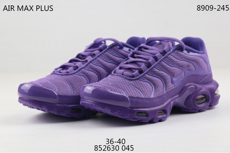 2020 Nike Air Max TN Purple Shoes For Women