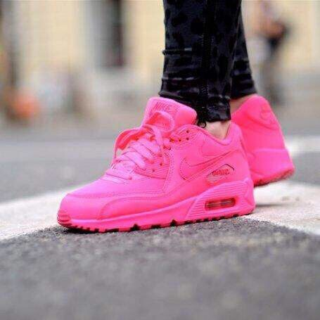 Nike Air Max 90 All Pink For Women