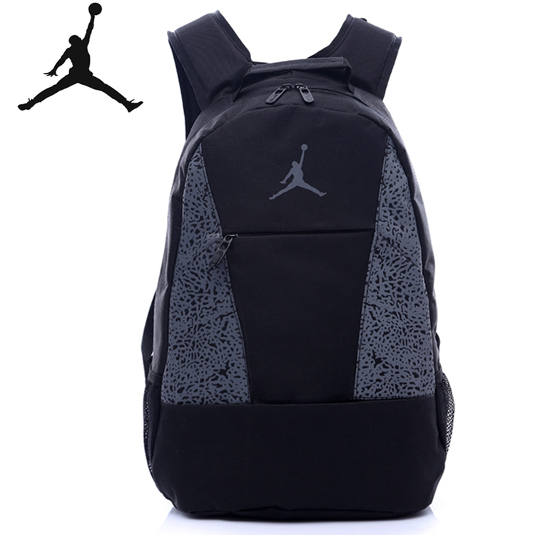 All Black Jordan Backpack