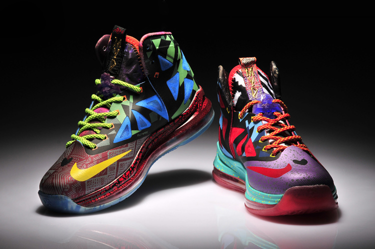 Buy Limited Edition Lebron James 10 MVP Shoes For Women Website d4b216292a
