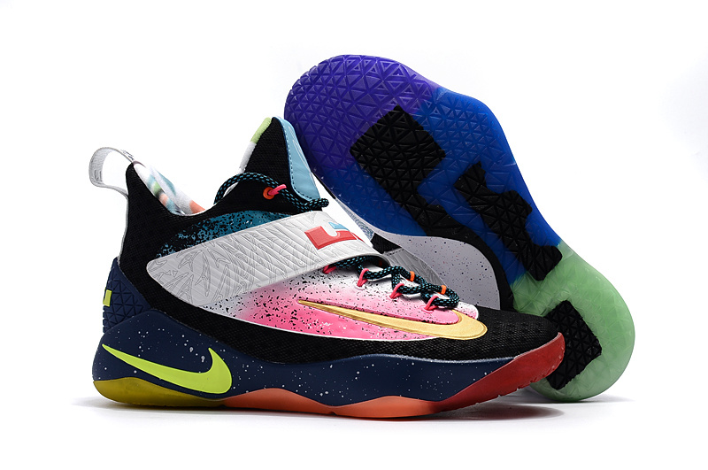 Limited Nike Lebron Soldier 11 Shoes