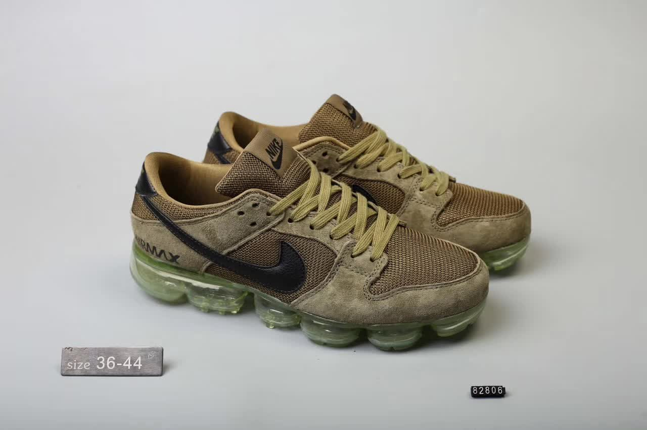 Nike Air MAX 2018 Army Green Black Shoes