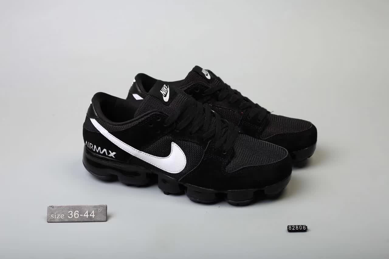 Nike Air MAX 2018 Black White Shoes