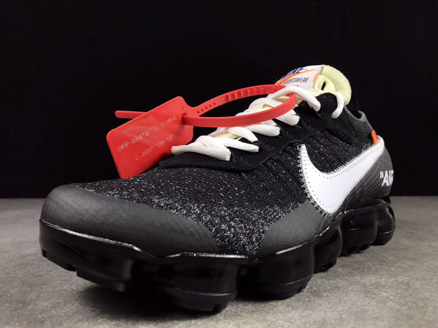 Women OFF-WHITE x Nike Air VaporMax Shoes