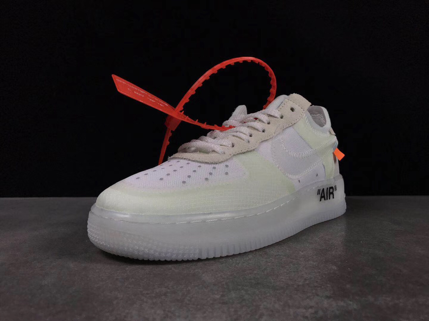 OFF-White x Nike Air Force 1 Low Shoes