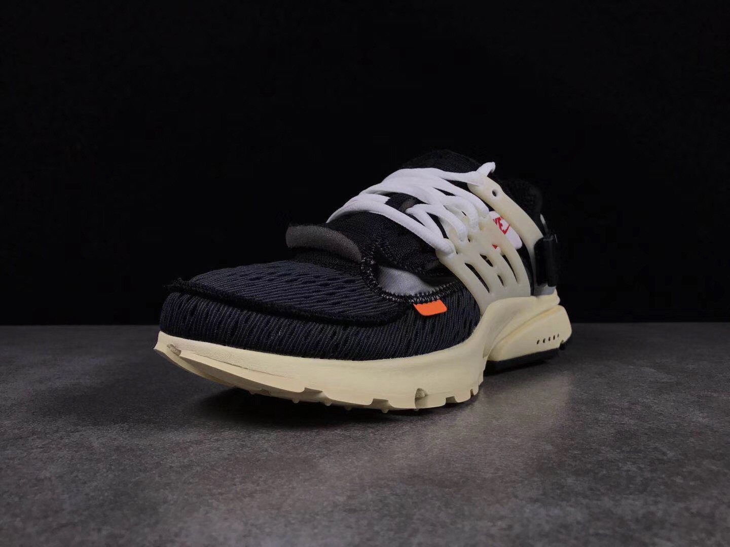 Women Off White x Nike Air Presto Shoes
