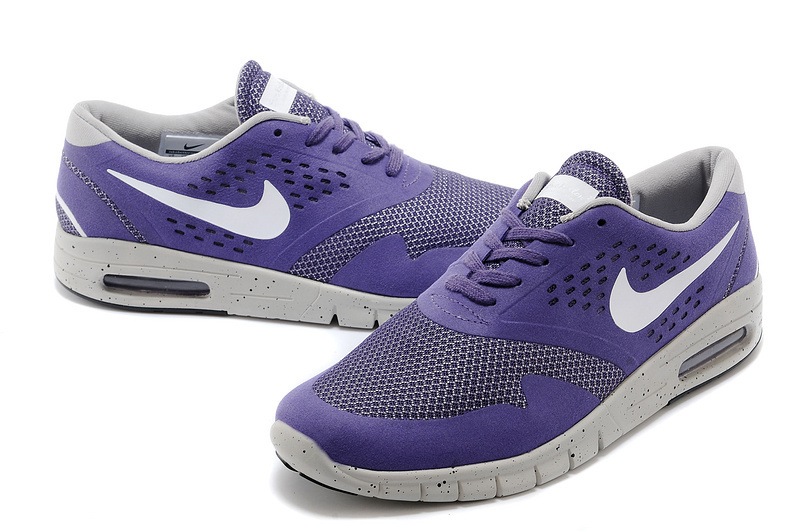 Nike Air Eric Koston 2 Max Low Purple Shoes