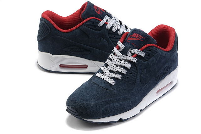 Mens Nike Air Max 90 VT Premium QS Navy Blue