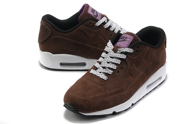 Mens Nike Air Max 90 VT Shoes Premium QS Chocolate