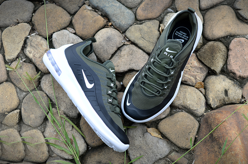 New Nike Air Max 98 Army Green Black White Shoes