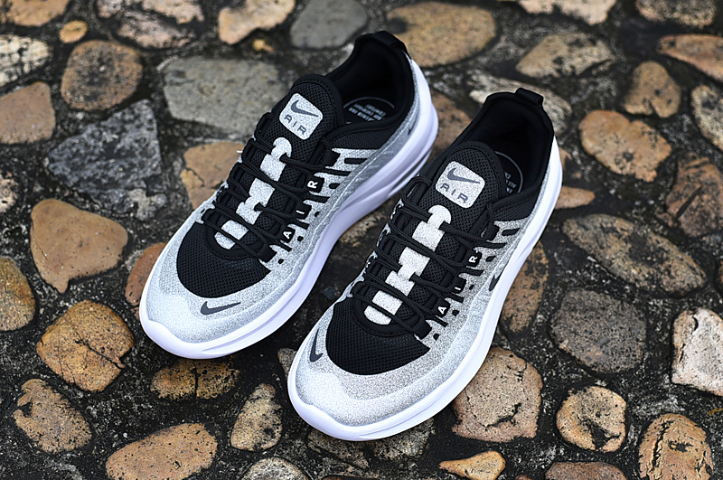 New Nike Air Max 98 Black Grey Shoes
