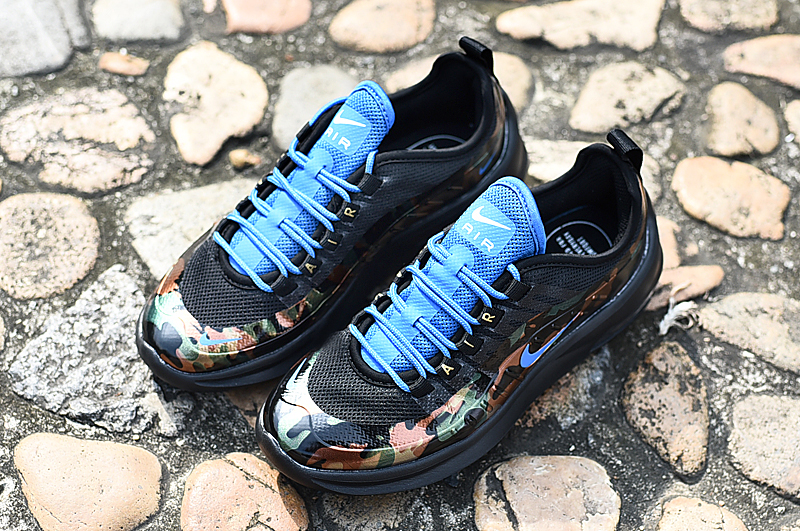 New Nike Air Max 98 Blue Black Colorful Shoes