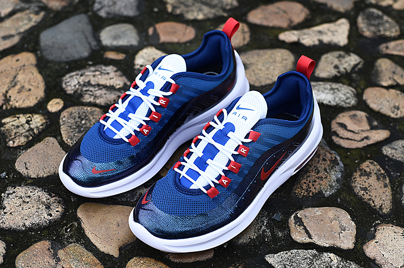 New Nike Air Max 98 Blue Red White Black Shoes