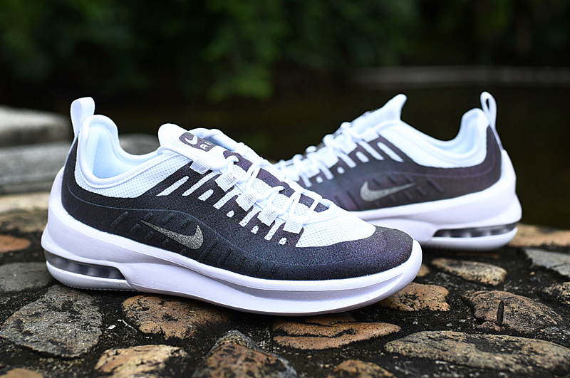 New Nike Air Max 98 White Black
