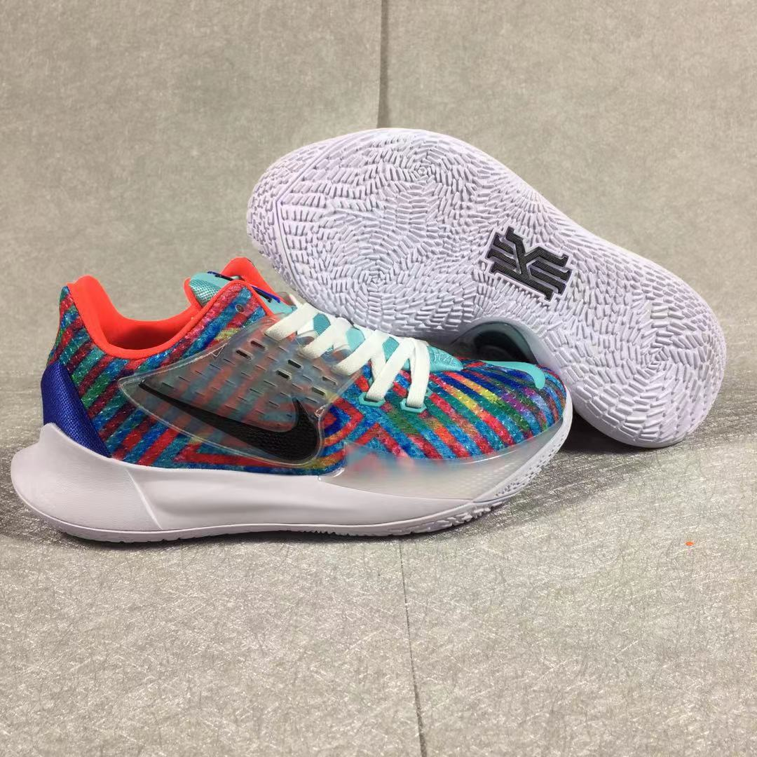 New Nike Kyrie 2 Low Colorful Shoes