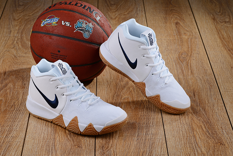 separation shoes ceb84 ae77a crossover kyrie 2  new nike kyrie 4 white gum sole shoes