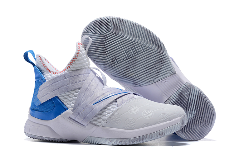 reputable site fcaeb 0a9e4 Nike LeBron Soldier 12 Shoes