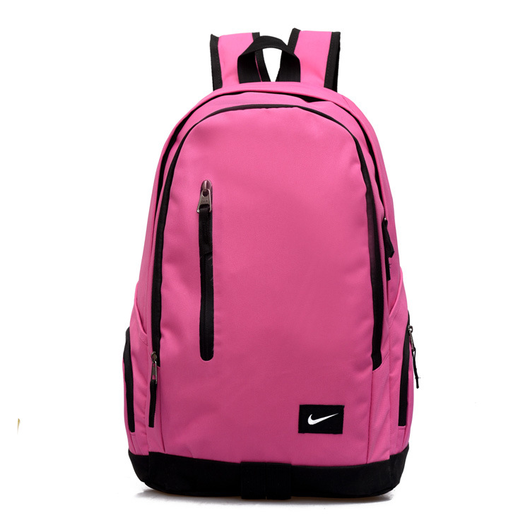 New Nike Multi-fuctional Backpack Red Black