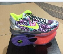2014 New Kobe Bryant 8 Colorful Shoes