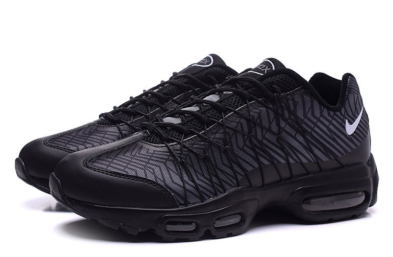 2016 Nike Air Max 95 20th All Black