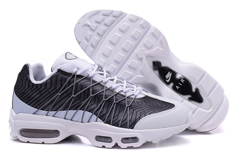 2016 Nike Air Max 95 20th Black White