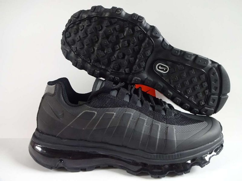2016 Nike Air Max 95 All Black Shoes