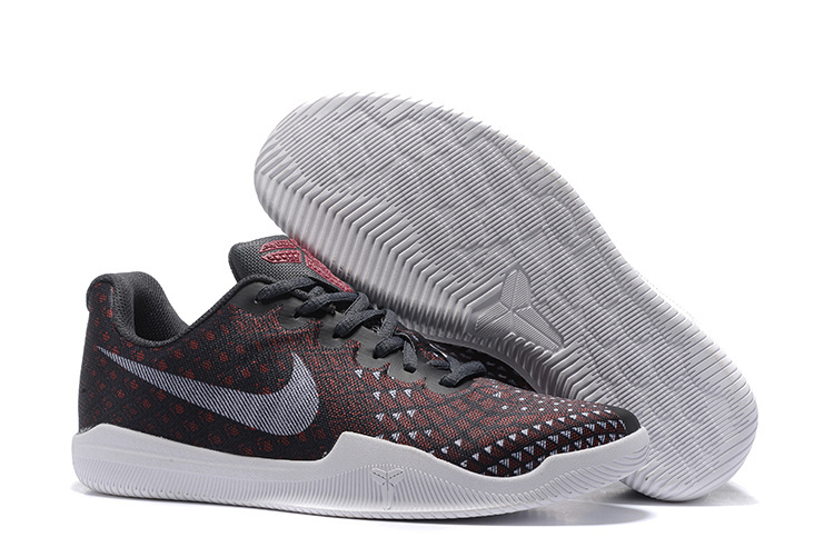 outlet store a8862 d7f1e New Nike Kobe Bryant 12 Black Wine Red Shoes