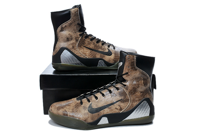 31857278615d New Nike Kobe Bryant 9 High Snake Skin Shoes New Nike Kobe Bryant 9 ...