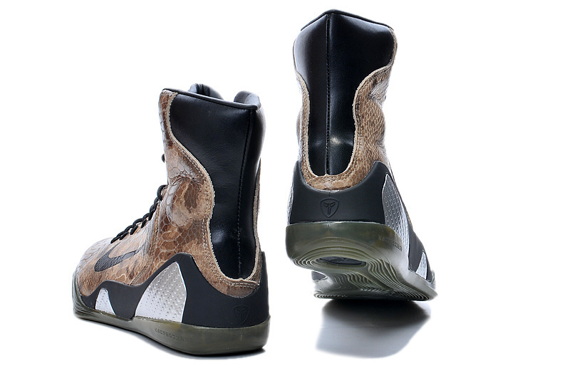 5b7b7b926b64 New Nike Kobe Bryant 9 High Snake Skin Shoes New Nike Kobe Bryant 9 ...