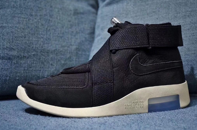 Nike Air Fear of Black White Shoes
