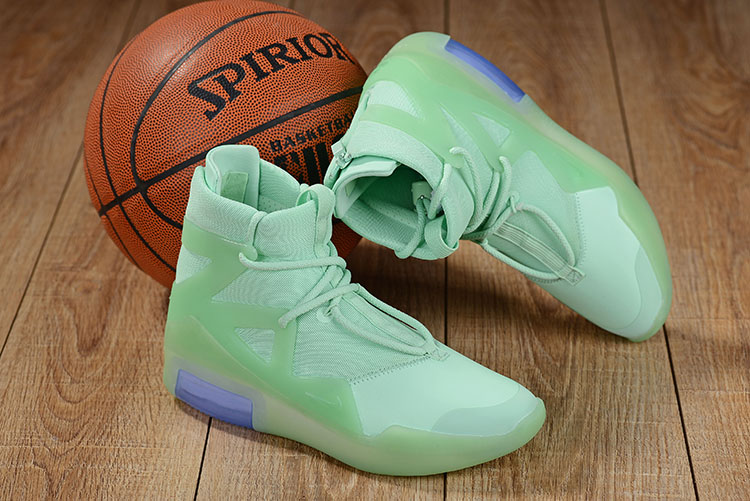 Nike Air Fear of God Gint Green Shoes