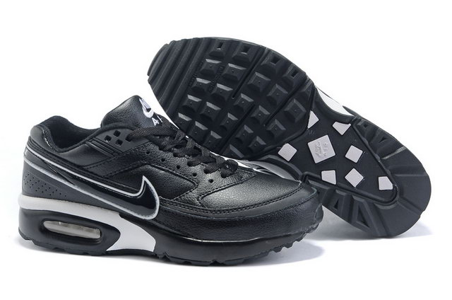 Nike Air Max Classic BW With Black White Logo