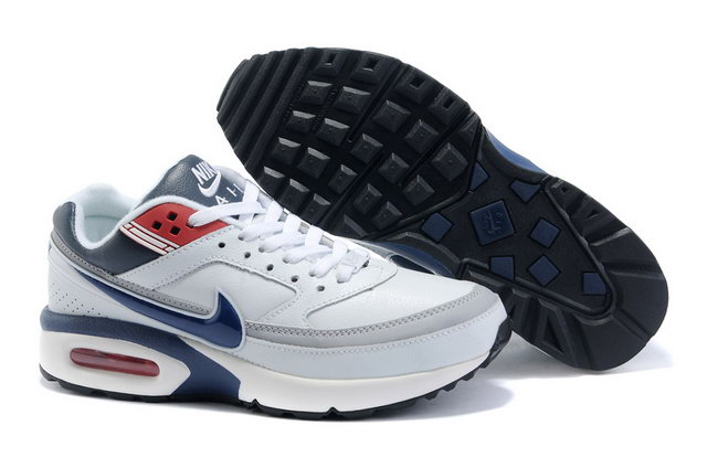 acheter populaire 90c94 ea975 Nike Air Max Classic BW With White Navy Red [NKOBE722 ...