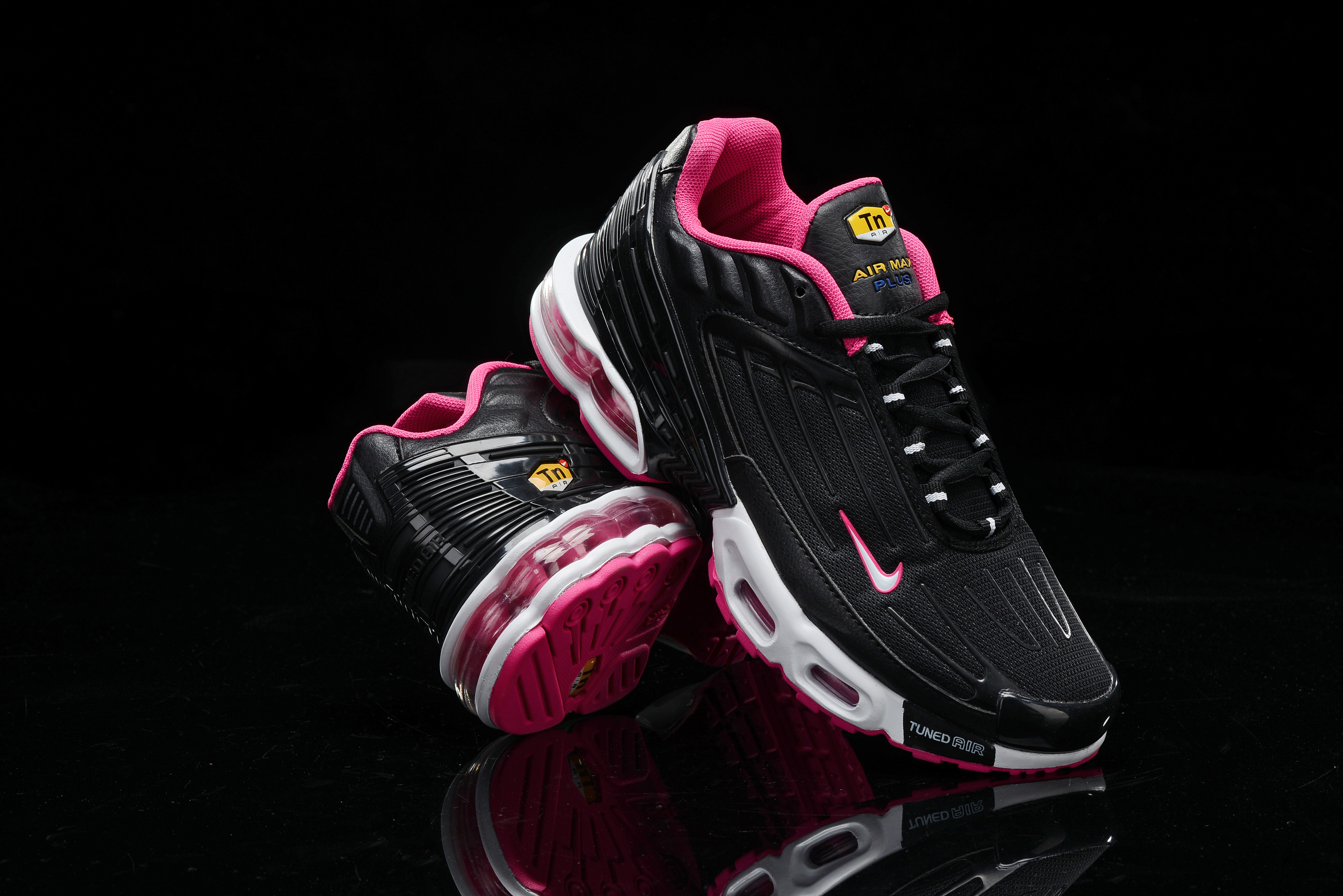 Nike Air Max TN Plus Black Peach For Women